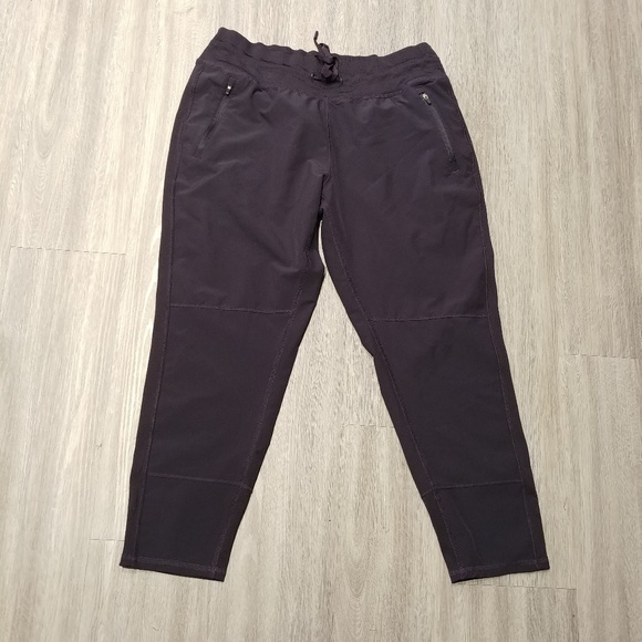 Pants - Plum Joggers
